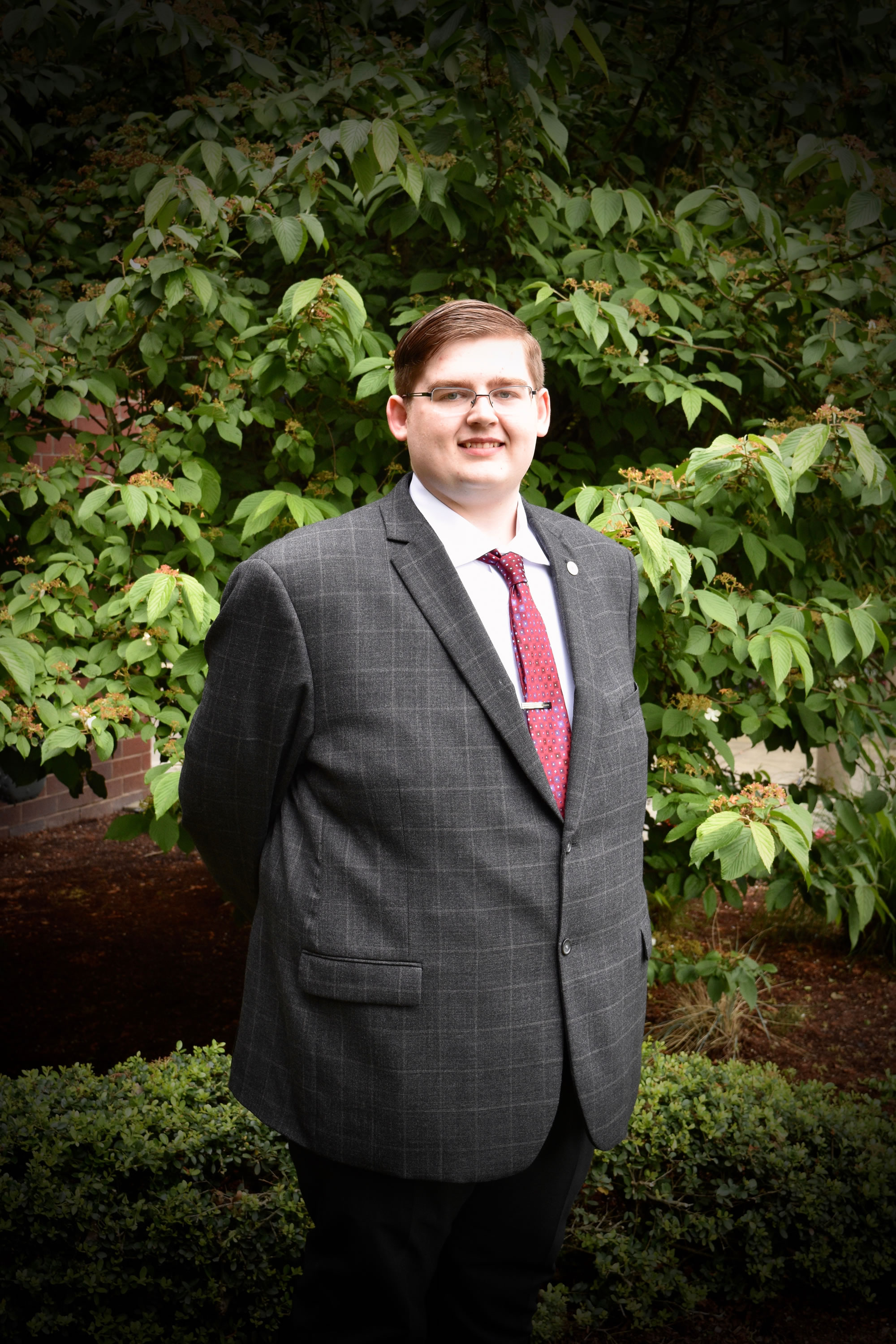Andrew P. Cline - Staff Accountant
